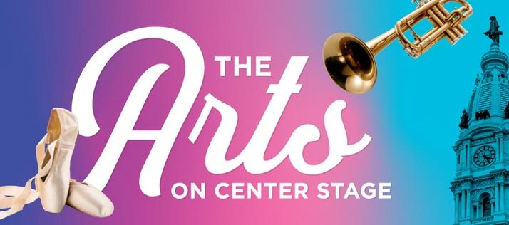 Dilworth Park's Cultural Series Arts on The Center Stage