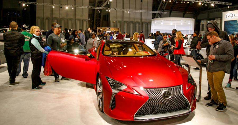 2021 Philadelphia Auto Show Tentatively Moved